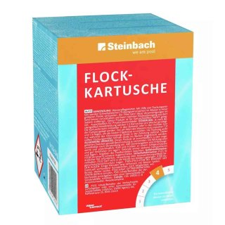 Steinbach Flockkartusche 2 kg (16x125 g)