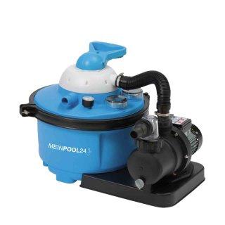 MP24 Filteranlage Speed Clean Comfort 50 für Pools bis 33.000 l