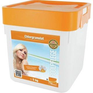 5 kg Steinbach Chlorgranulat