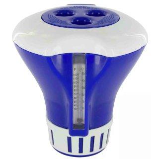 Steinbach Chlordosierschwimmer mit Thermometer