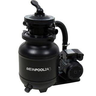 MP24 Filteranlage Speed Clean Classic 250N für Pools bis 19.000 Liter