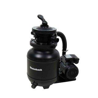 Steinbach Filteranlage Active Balls + für Polls bis 19.000 l